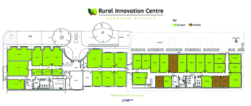Rural Innovation Centre Floor Plan Thumbnail