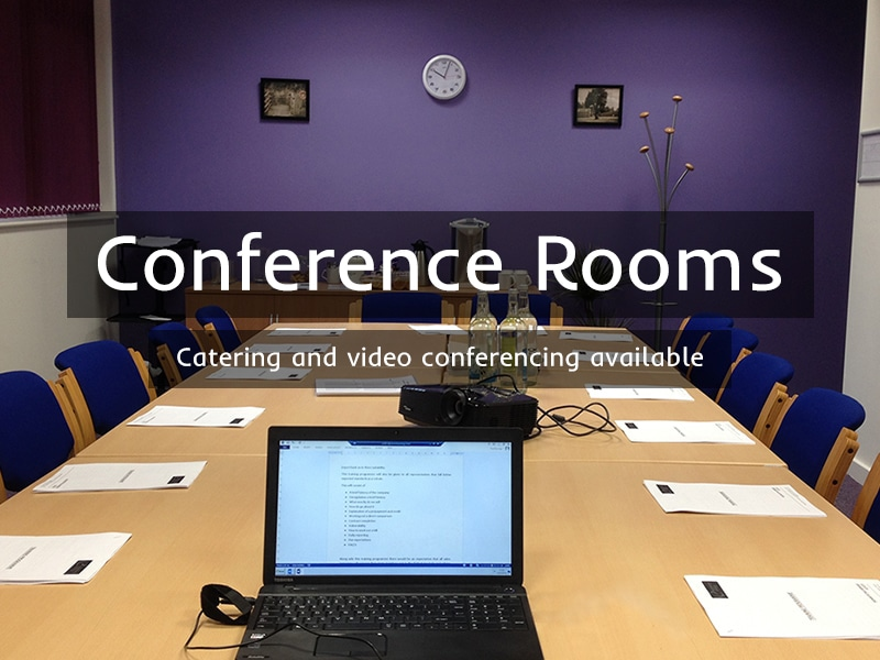 Ric Conference Rooms